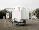 В світі презентували пересувний дім на трьох колесах (ФОТО)