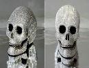 Художник створив діамантовий череп (ФОТО)