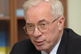Азаров пригрозив Росії санкціями