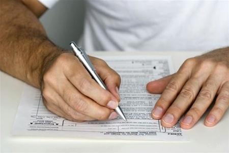 Изменена форма налоговой декларации о доходах физлиц