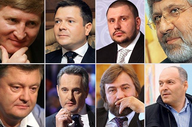 Олігархи не допустили силовий сценарій в Києві