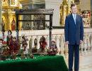Як українські політики Паску святкували (ФОТО)