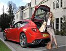 Ferrari представила сімейний автомобіль (Фото)