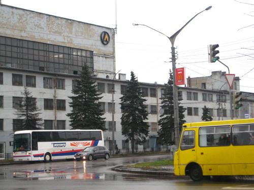 ЛАЗ переносить виробництво в Дніпродзержинськ