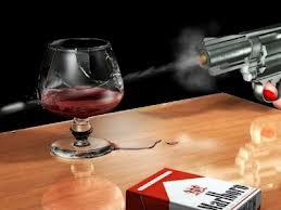 Українці перестануть пити та курити