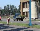 Рідне місто Януковича чепурять до його приїзду (ФОТО)