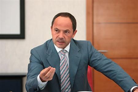 Тігіпко дав прогноз по інфляції на 2012 рік