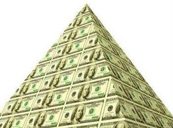 В Україні заборонять фінансові піраміди