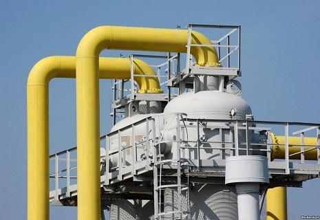 Україна скоротила запаси газу до 37 відсотків