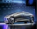 Mercedes презентував авто майбутнього (ФОТО)