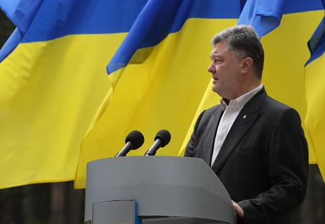 Виступ Порошенка: тези про Гонтарєву, безвіз та другий термін
