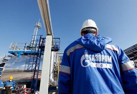 Газпром постачатиме в Україну газ з 11 грудня