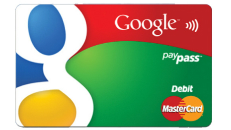 Google презентував власну кредитну картку