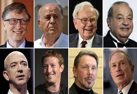 Bloomberg оновив рейтинг найбагатших людей світу