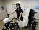 Японці розробили мотоцикл, що їздить на фекаліях (ФОТО)