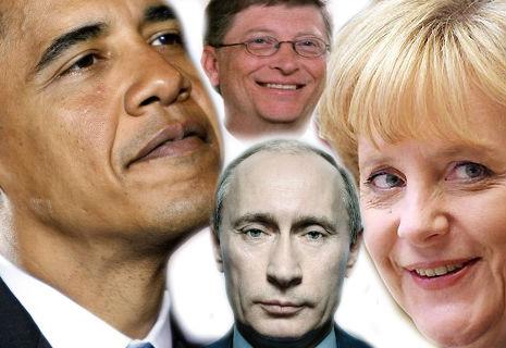 Найвпливовіші люди світу-2013