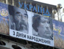 Покійники привітали Януковича з днем народження (ФОТО)