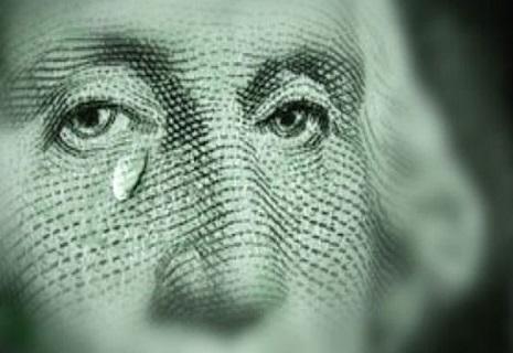 Долар б'є всі антирекорди