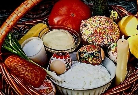Великодній кошик обійдеться українцям у 250 гривень