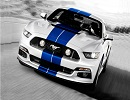Ford ����������� ����� Mustang Shelby GT350 (����)