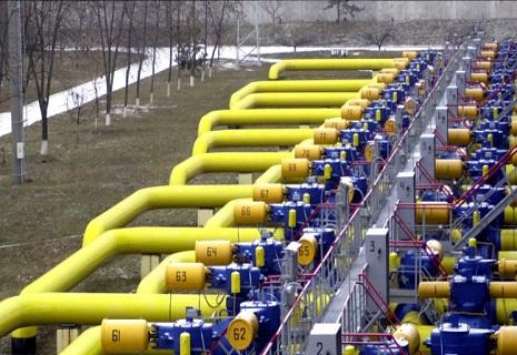 Україна накопичила рекордні запаси газу
