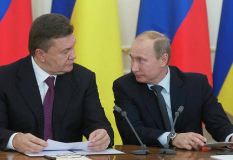 Путін знизив ціну на газ для України до 268,5 доларів