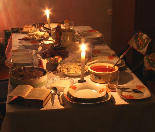 Свята вечеря обійдеться в українцям у 288 гривень