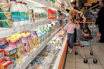 Эксперт: Почти 30% молочной продукции - брак