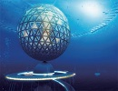В світі почали будувати підводне місто. Фото проекту