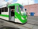 Кияни презентували власний трамвай (ФОТО)