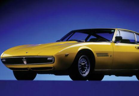 Maserati показала свій новий витвір - Ghibli (ФОТО)