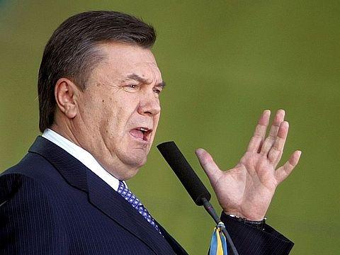 Янукович пообіцяв не піднімати ціни на газ для населення