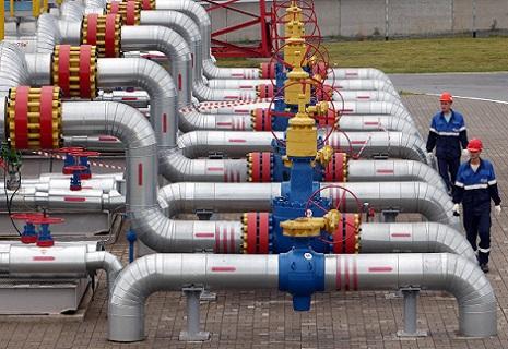 Україна зупинила поставки російського газу