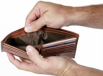 Середня зарплата знизилась на 11%