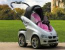BMW зайнявся виготовленням дитячих візочків (ФОТО)