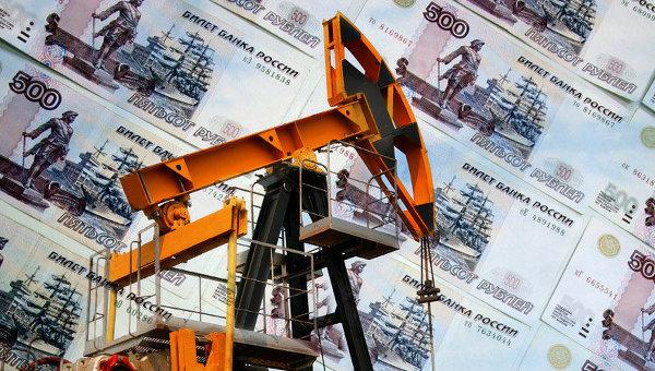 Рубль та нафта синхронно обвалилися - Financial Times