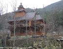 Ющенко будує в Карпатах окреме містечко (ФОТО)
