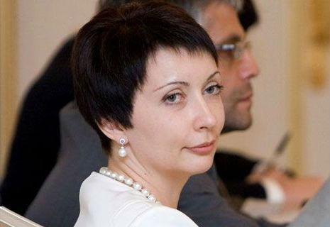 Олена Лукаш отримала стабільну роботу. Вона - міністр юстиції