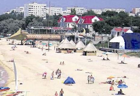Українські пляжі не готові до купального сезону