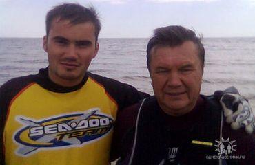 Віктор Янукович заробив за рік всього 746 гривень (Фото)