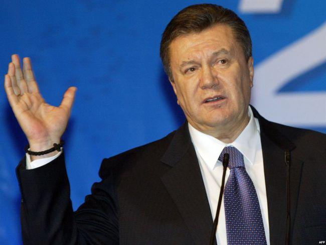 Янукович розпускає Кабмін