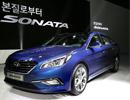 Hyundai презентувала нову Sonata (Фото)