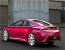 Toyota оновила славнозвісну Camry (Фото)