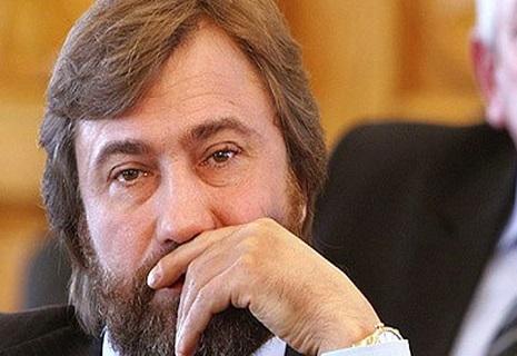 У Новинського держава арештувала 4,5 мільярда гривень