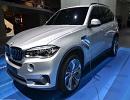 Розсекречений гібридний BMW X5 - витрата 3,3 літра на 100 км (фото)
