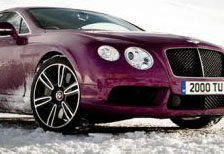 Bentley перейшла на виробництво дорогих лиж (ФОТО)