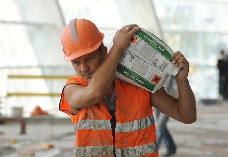 Українці стали менше їздити на заробітки