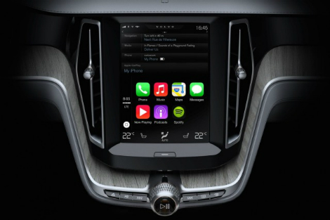 Apple ���������� ���� ��������� CarPlay