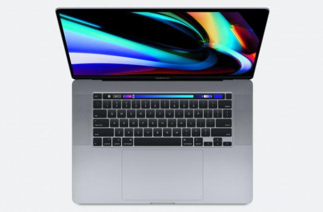 Apple представила 16-дюймовий MacBook Pro