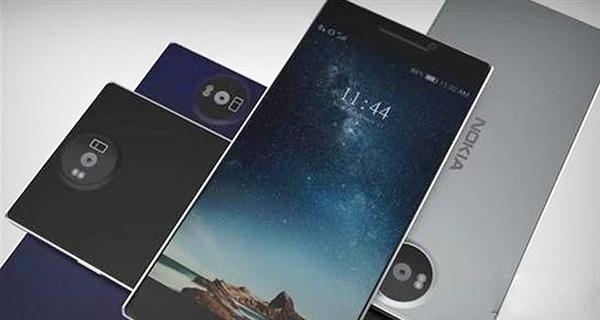 Nokia 8 повернеться до